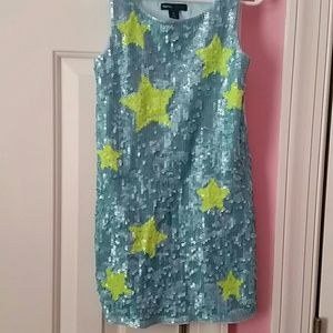 Gap kids sequin dress